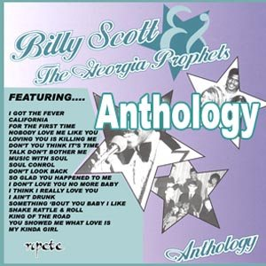 Billy Scott and Georgia Prophets Anthology