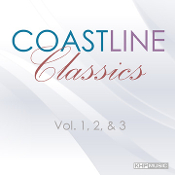 Coastline Classics Vol 1,2 and 3