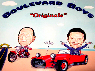 Boulevard Boys - Big John & Roger Smith