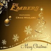 The Embers featuring Craig Woolard Christmas 2016