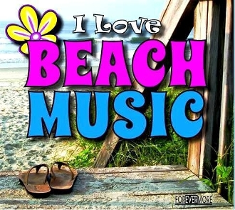 I Love Beach Music – Various Artists