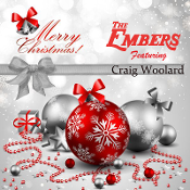 Merry Christmas - The Embers Featuring Craig Woolard (2015)