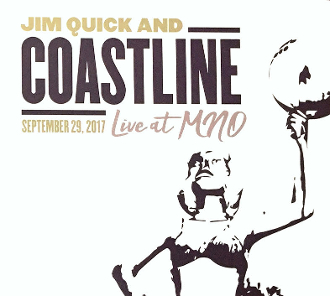 Jim Quick & Coastline Live at MNO