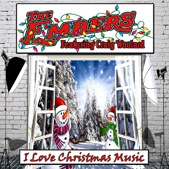 The Embers I Love Christmas Music