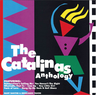 Catalinas Summertime's Calling Me Anthology